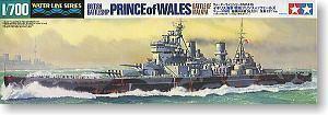 Tamiya 31615 militar modelo 1/700 escala modelo de navio de guerra navio de guerra príncipe de gales frete grátis