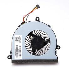 1 шт. 4 Pin ноутбук компьютер кулер вентиляторы ноутбуки замена аксессуары для hp 15-AC Ноутбук Охлаждающие вентиляторы