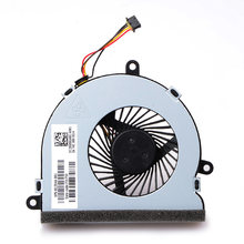 1pcs 4 Pin Notebook Computer Cooler Fans Laptops Replacement Accessories For HP 15-AC Notebook Cooling Fans(China)