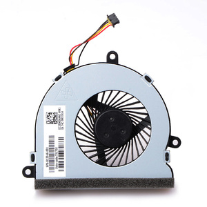 4 Pin Notebook Computer Cooler Fans Laptops Replacement Accessories For HP 15-AC Notebook Cooling Fans(China)