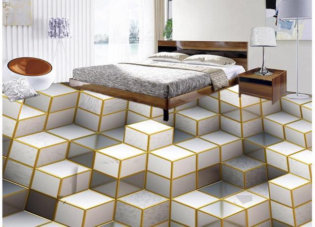 D personalizzato pavimento in marmo mosaico d murales d