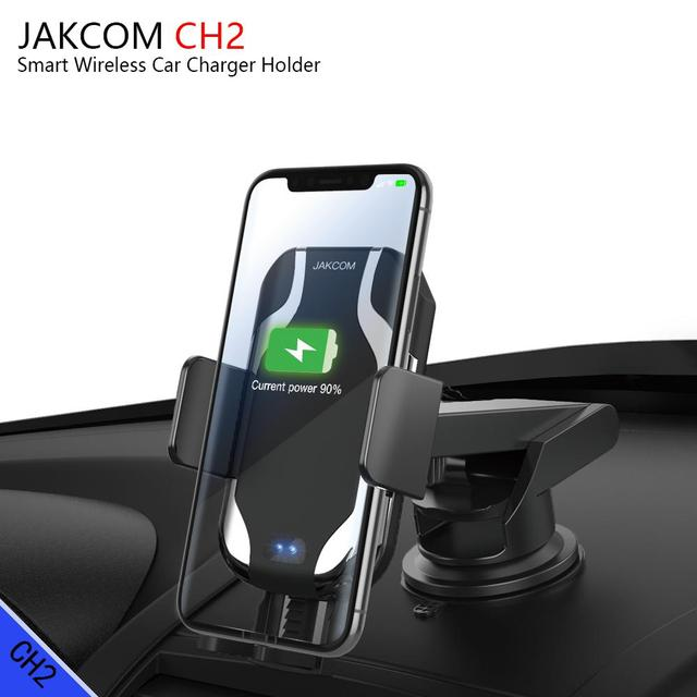 JAKCOM CH2 Smart Wireless Car Charger Holder Hot sale in Chargers as module power bank charger batery charger