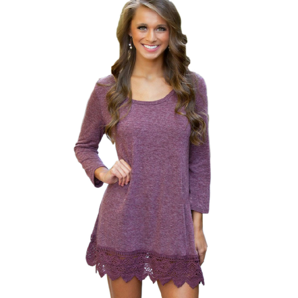 Popular Purple Winter Dresses-Buy Cheap Purple Winter Dresses lots ...