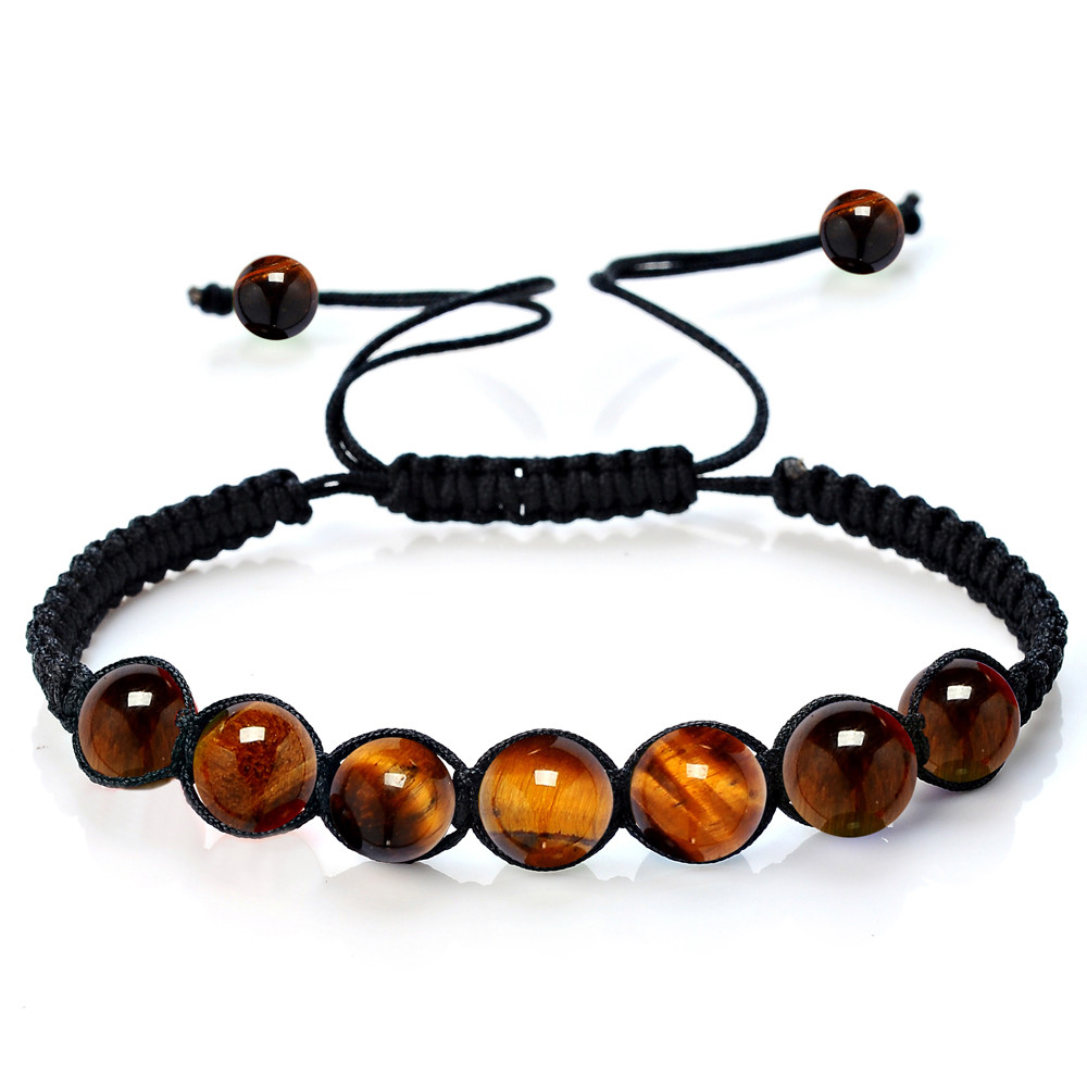saatleri 7 Chakra Healing Beads Bracelet Yoga Life Energy Bracelet Lovers Casual Jewelry 13 Rainbow Natural Stone Wristlet