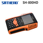Original Sathero SH-800HD DVB-S2 800HD Digital Satellite Finder Meter HD Output Sat finder HD with Spectrum Analyzer
