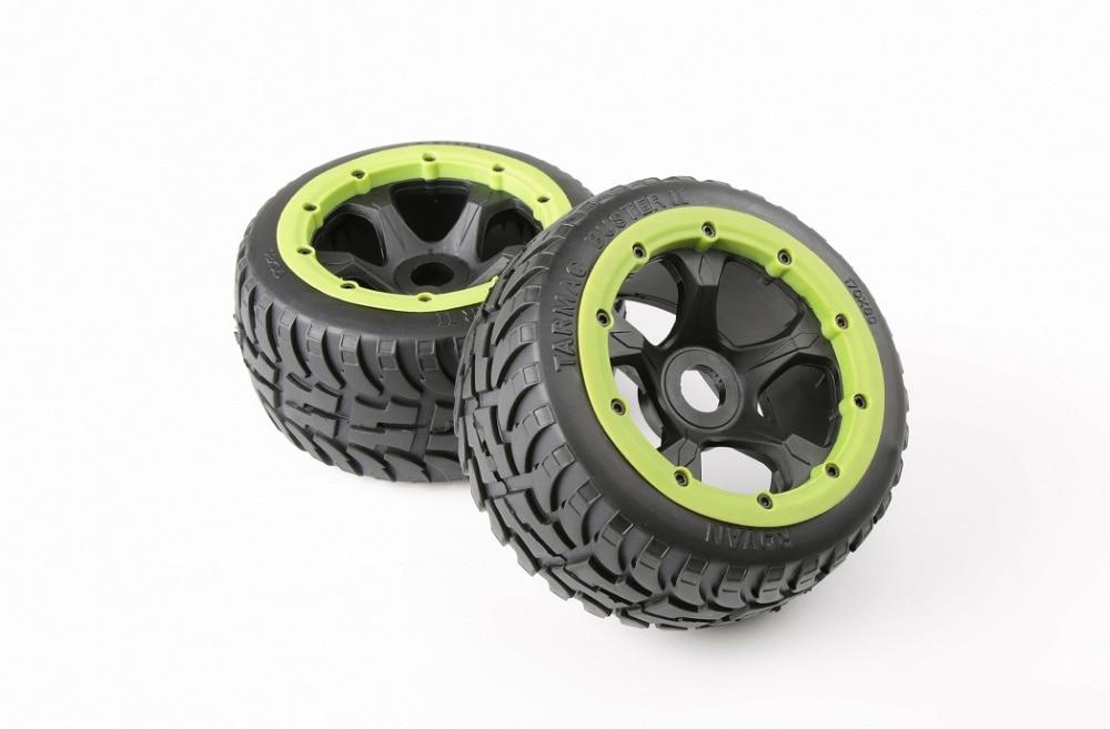 1 5 Baja 5B Onroad Baja Wheel Tyres baja 5b road tires 2PCS PAIR Rear 95087