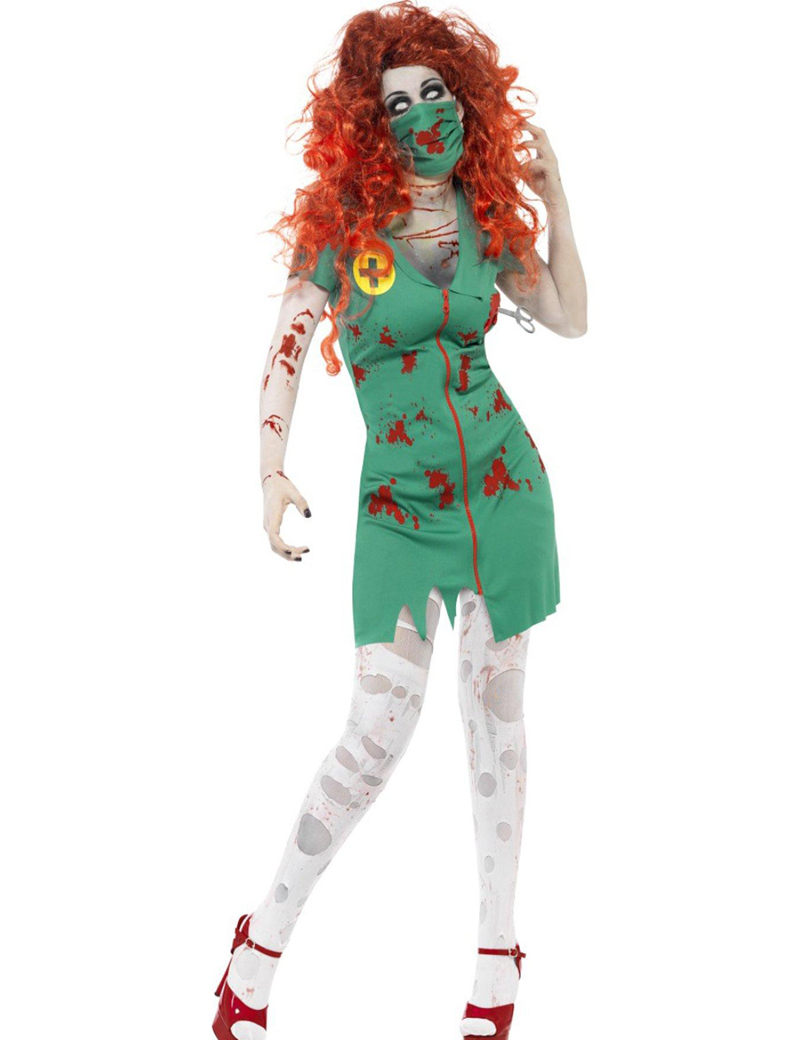 Online Buy Wholesale halloween costume zombie from China halloween ...