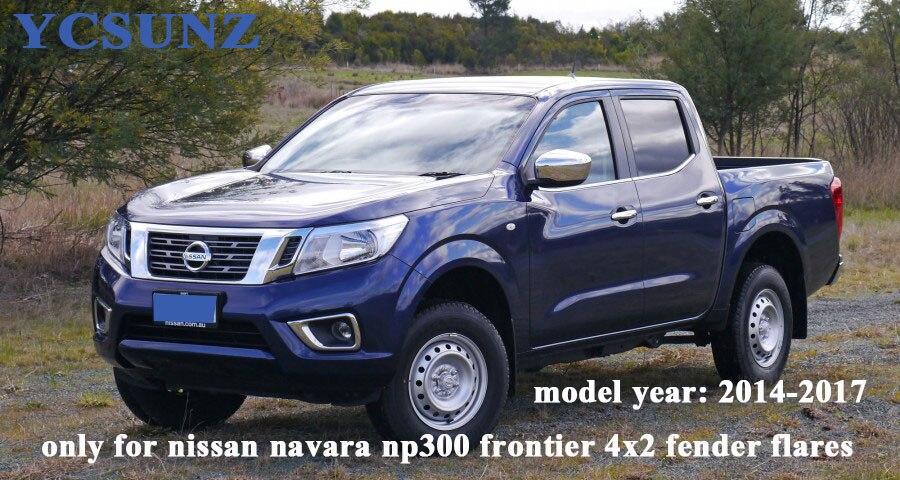 Nome Do Artigo: Alargamento Fender Para Nissan Frontier Navara Np300  2014 2017