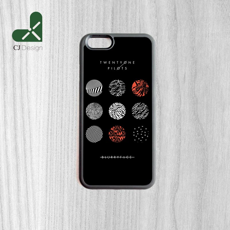 Direct Selling Twenty One Pilots Style TPU Original Phone Case for iphone 6 6s And 6 6s Plus Cover Shell