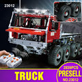 Lepin 23012 2839Pcs New Technic Series The Arakawa Moc Tow Truck Tatra 813 Children Educational Building Blocks Bricks Toys Gift