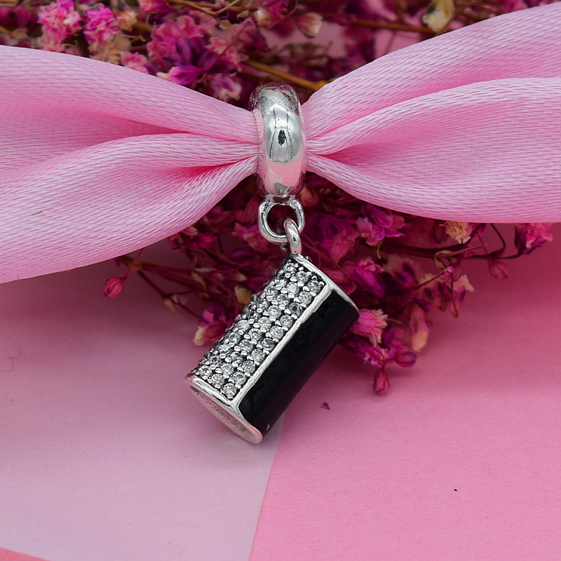 YANXIZAO 925 Zilver Hoge hakken Hartvorm Liefde Fit Pandora Armband - Mode-sieraden - Foto 6
