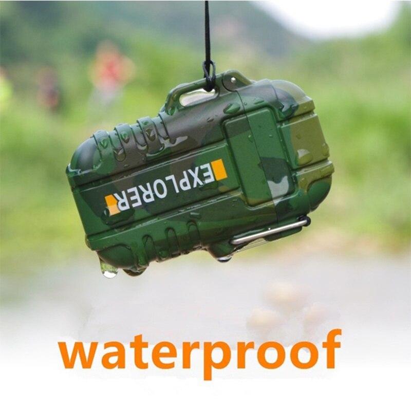 À prova dwaterproof água usb isqueiro eletrônico duplo arco plasma isqueiro caminhadas ao ar livre fogo starter turbo isqueiro para presentes