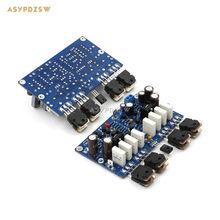 2 PCS Assembled L20 Hi-end (2 channel) Audio stero power amplifier board 200W 8R V9.2