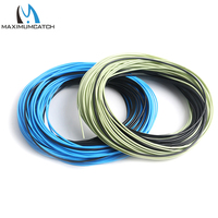 Free Shipping Weight Forward SINKING TIP Floating Fly Fishing Line 100ft WF6F S With WELDED LOOP