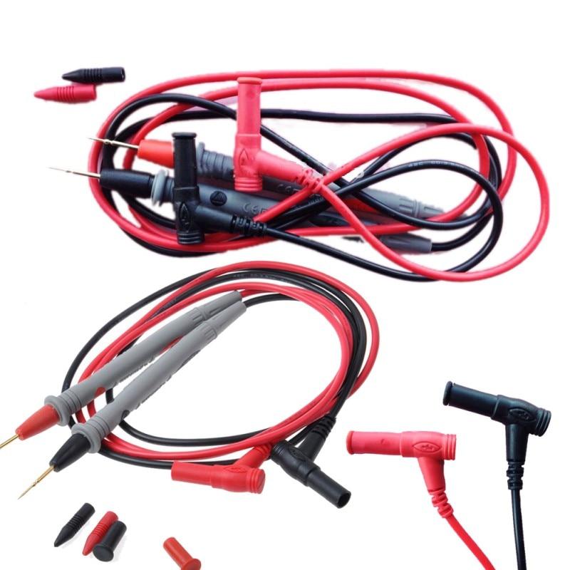 Multimetro per tester multimetro digitale a sonda sottile con punta - Strumenti di misura - Fotografia 2