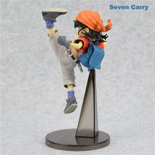 Dragon Ball Z Cool Pan Character Collectible PVC Action Figure 18cm
