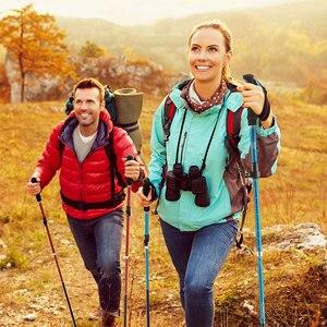 Image 5 - Naturehike Walking Stick Folding Aluminium Alloy Adjustable Ultralight Alpenstocks Trekking Pole Outdoor Climbing Hiking Canes