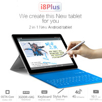 VOYO i8 ПЛЮС 10,1 дюйма Восьмиядерный 3G RAM 64G ROM двойной 4G ОС Android 7,0 Tablet PC A30