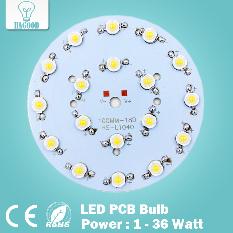 1W 3W 5W 7W 9W 12W 15W 18W 21W 24W 30W 36W LED  Star HIGH POWER with Aluminum Base Plate Radiator, LED Board Panel Circular колесные диски nitro y4406 7 5x18 5x114 3 d67 1 et49 5 w