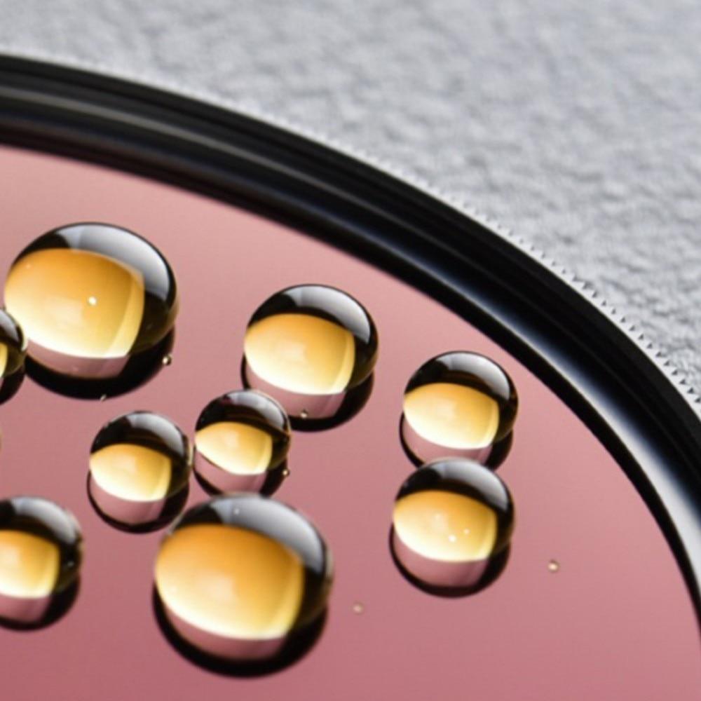 """מוצרי חשמל לבית צפיפות ניטראלית BAODELI משתנה מסנן Filtro Nd Nd2-400 קונספט 49 52 55 58 62 67 72 77 82 מ""""מ מצלמת Canon DSLR Nikon סוני (5)"""