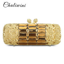 391c1cd4ba Buy gold purse and get free shipping on AliExpress.com
