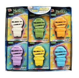 Creative Mummy Shaped Eraser Rubber Eraser Primary Student Prizes Promotional Gift Stationery