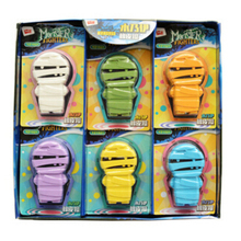 Stationery Eraser Gift Primary Student Prizes Promotional Mummy-Shaped Creative Rubber