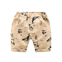 Board Shorts Clothing Swimming Trunks Beach-Pants Fashion-Style Boys Kids Children Casual
