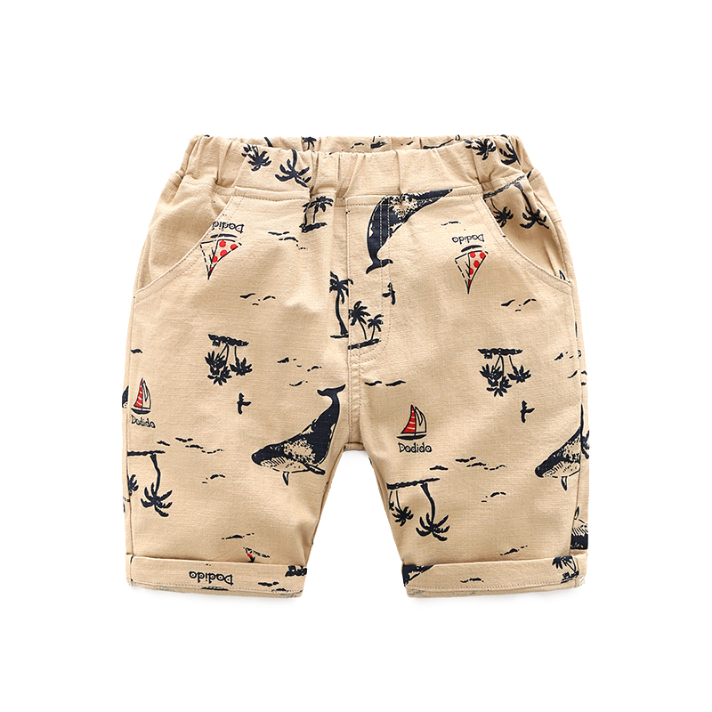 2018   Shorts   Boys Children Board   Shorts   Boys Casual Swimming Trunks Kids Clothing Fashion Style   Short   Beach pants