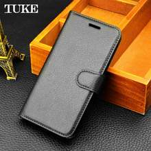 Case For Doogee X70 Cover Case Luxury PU Leather Phone Case Smartphone Android Doogee X70 Celular Flip Silicone Back Cover(China)
