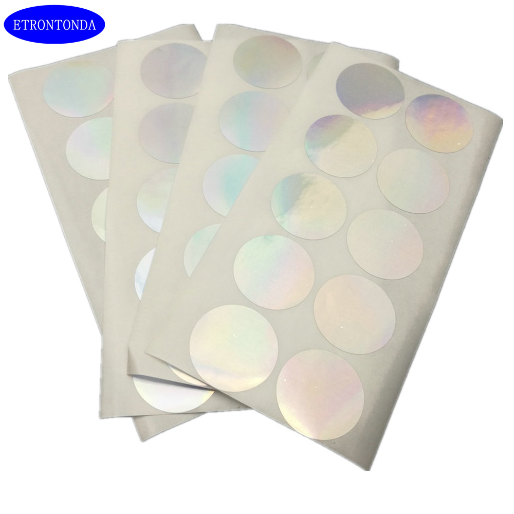1000 Silver 25*25mm Square SCRATCH OFF Stickers Label Game Ticket Favors