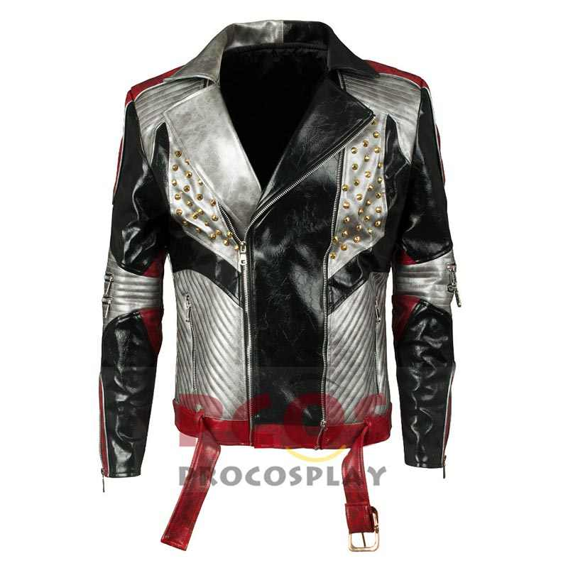 MMGG Descendants 2 cosplay Carlos Cosplay costume Leather