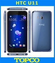 HTC U11 Оригинальный разблокированный GSM и 4G Android телефон восемь ядер 5,5