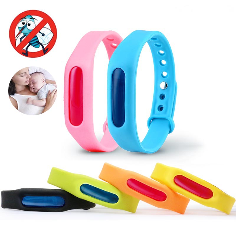 Baby Care Healthcare Kits Bracelet+anti Mosquito Capsule Bugs Control Repellent Repeller Wristband For Kids Mosquito Killer Crazy Price