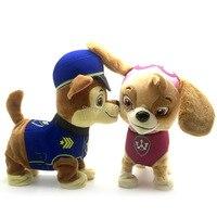 New Year Gift Singing Walking Electronic Pet Robot Dog Action Figure Interactive ElectricToy Musical Dog Gift