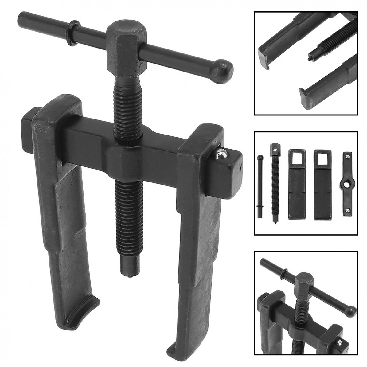 110mm Two Claw Puller Separate Lifting Device Pull Bearing Auto Mechanic Hand Tools Bearing Rama Claw Puller For Auto Machine R