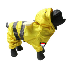 Free Shipping Dog Rain Clothes Coat  Waterproof Clothing Large Coats Big YY009