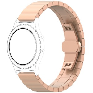 20mm 22mm uhr band Für Samsung Galaxy uhr 46mm/42mm Getriebe S3 frontier/klassische huawei uhr gt stap edelstahl armband