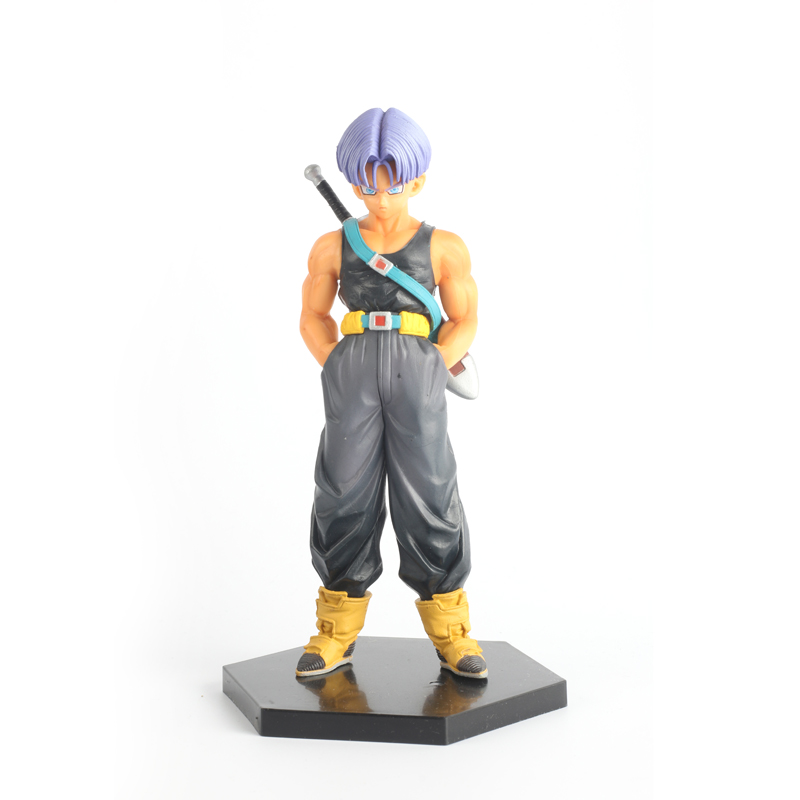 Dragon Ball Super MSP Super DXF 16 Trunks 13cm Figurine Dragon Ball Figure Action SYP-0016