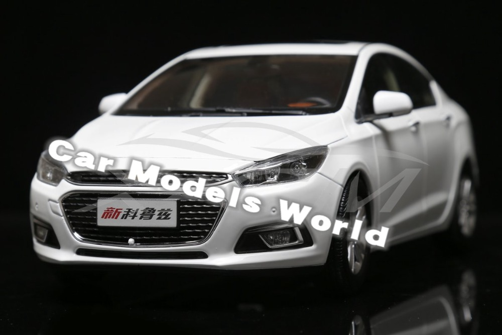 Diecast Car Model for New Cruze 2015 1 18 White SMALL GIFT