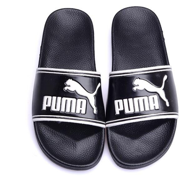 050c5d397635 2018 New PUMA PopCat Slippers Unisex PUMA Men s Women s Slide Classic  Waterproof Beach Sandal Size 36-44