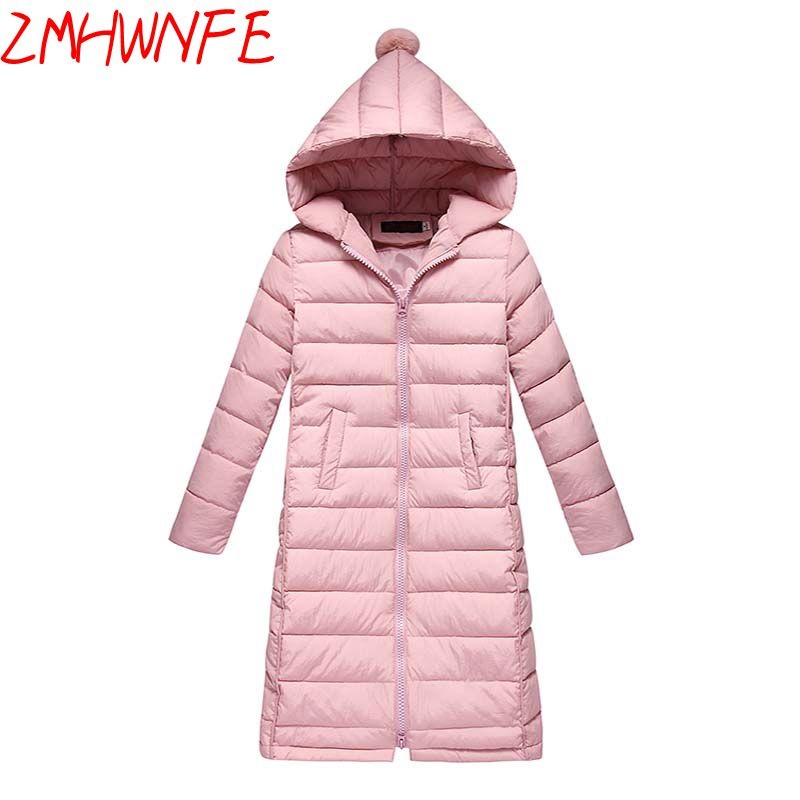 Womens Winter Jackets And Coats Hot Sale Special Offer Full Standard 2017 Winter Hooded Cotton-padded Coat Long Cotton Jacket