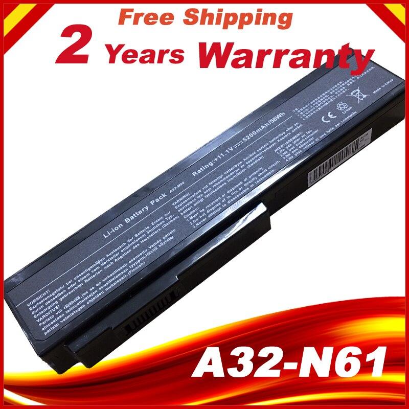 HSW Laptop Battery for Asus N53 M50s N53SV N53T N53TA N53TK N53V N53X N53XI A32-M50