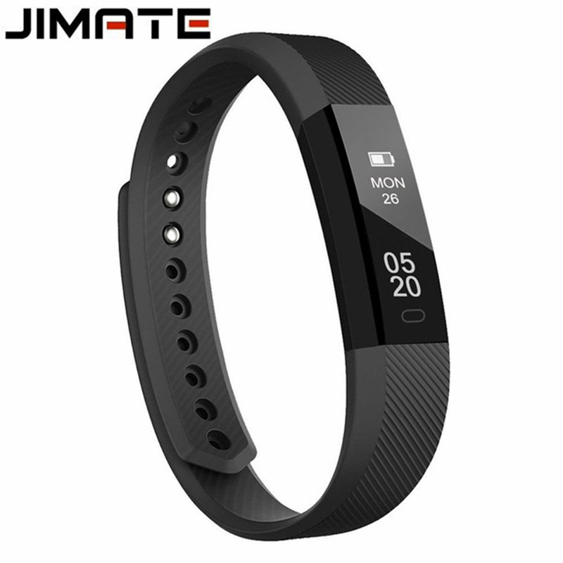 Men Women Smart band Pedometer Bracelet Step Counter Fitness Bracelet Alarm Clock Smart Wristband Watch PK