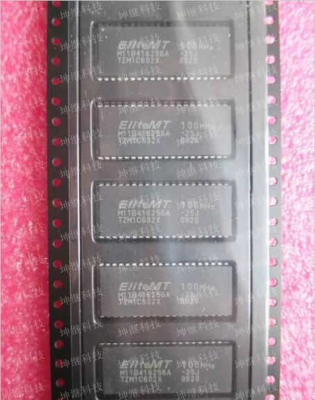 50pcs/lot M11B416256A-25JP M11B416256A-25J M11B416256A SOJ40 50pcs lot on5412