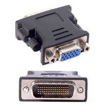 все цены на LFH DMS-59pin Male to VGA  15PIN RGB Female Extension Adapter for PC Graphics Card