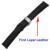 18mm Correa de Cuero Genuino de La Correa de Liberación Rápida para Activite Withings/Acero Pop Reloj de La Mariposa Banda Hebilla de Cinturón pulsera