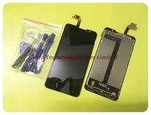 Novaphopat Testé Alpha R Digitizer Panneau Pièces De Rechange Pour Highscreen Alpha R Tactile + LCD Assemblée de L'écran D'affichage + de suivi