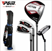 Production PGM Quality Goods Golf clubs iron Man Beginner Half Set Rod Super Value 4 Branch Dress putter Sand Wedge Tee wood