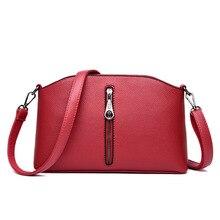 Crossbody Bags for Women 2019 Elegant Soft Leather Shoulder Bag Luxury Handbags Designer Purses and